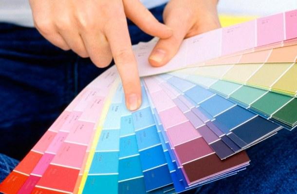 подобрать краску по цветовой палитре