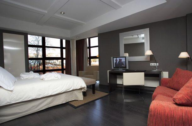 оформление спальных комнат