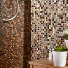 Мозаичная плитка, бронза, Vitrex Antica Roma