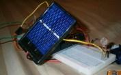 Тестирование солнечной зарядки