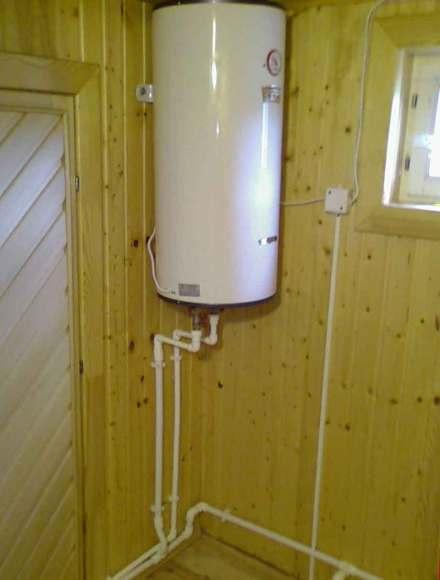 электрический водонагреватель для душа