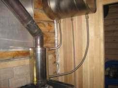 водонагреватель для бани
