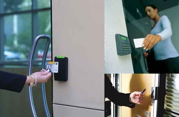 система безопасности двери