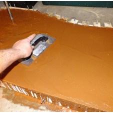 Фото 31 - окончательное выравнивание бетона