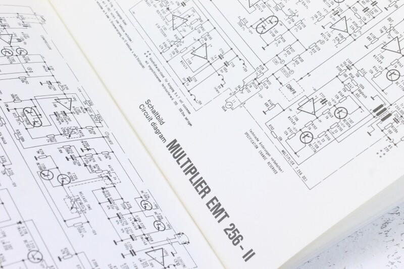 EMT 256 II Compact Compressor Instruction Manual (No.1)