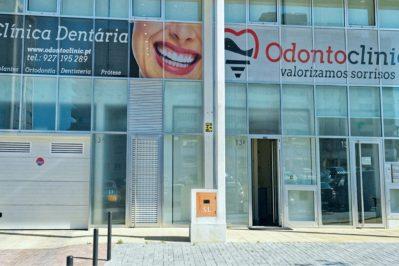 Odontoclinic - exterior clínica