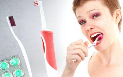 Quase Tudo Sobre Escovas de Dentes