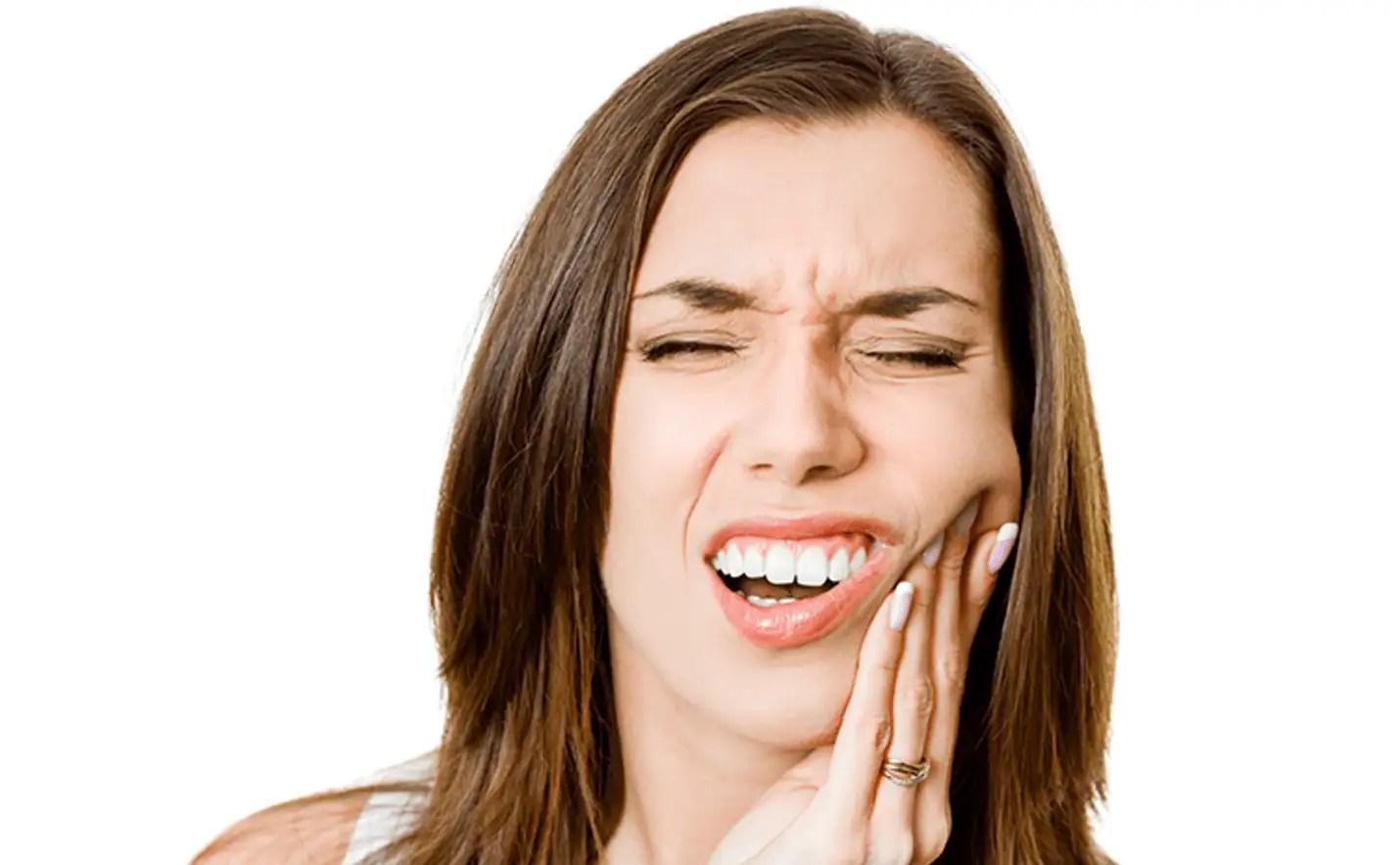 Aliviar el dolor de dientes
