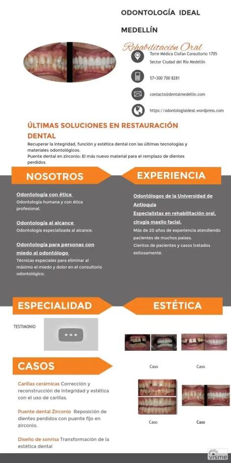 odontología Medellin protesis dental al alcance