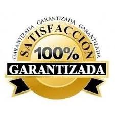 satisfacción garantia