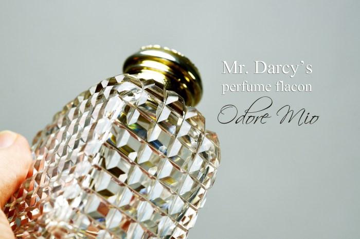 Odore Mio Mr Darcy Perfume Flacon