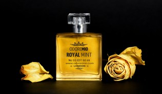 Odore Mio Royal Mint Gold Perfume