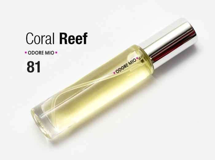 Odore Mio Coral Reef Eau de Cologne OM No 81