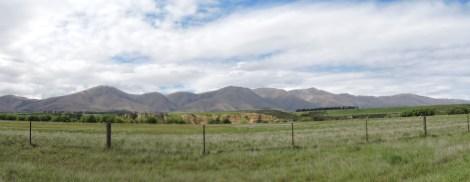 Otago hills