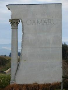 Oamaru stone