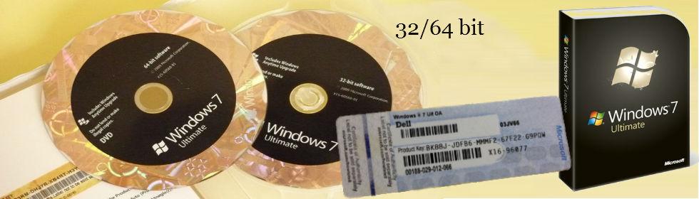 Windows 7 Professional Activation