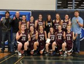 Sr. Girls' Basketball - Penetang Tournament Champs!