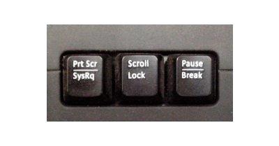 klávesa Print Screen