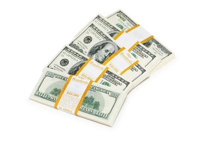Dolarové bakovky