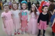 Zabawa karnawałowa w Przedszkolu Samorządowym w Orońsku