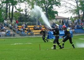 Gminne Zawody Sportowo-Pożarnicze