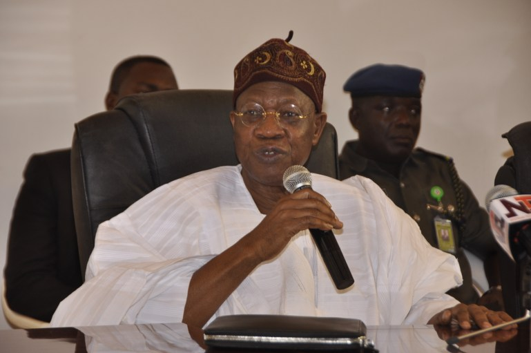 Nigeria Is The Safest, Freest Country To Live - Lai Mohammed