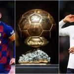 #BallonDor2019: Messi, Ronaldo, Van Dijk Battle It Out With 30 Other Nominees