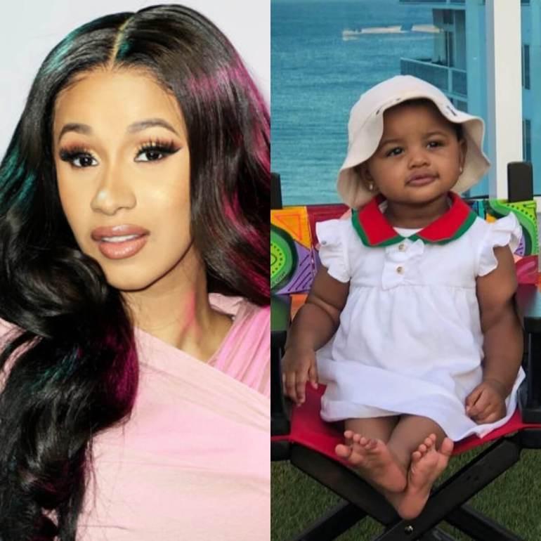 Cardi B and daughter get Nigerian names