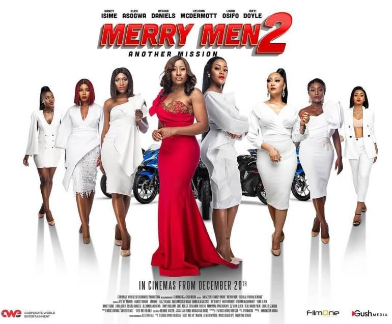 Merry Men Official Trailer