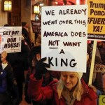 [PHOTOS] Americans Rally Ahead Of House Impeachment Vote