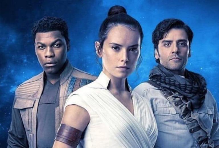 New poster for Star Wars: The Rise of Skywalker