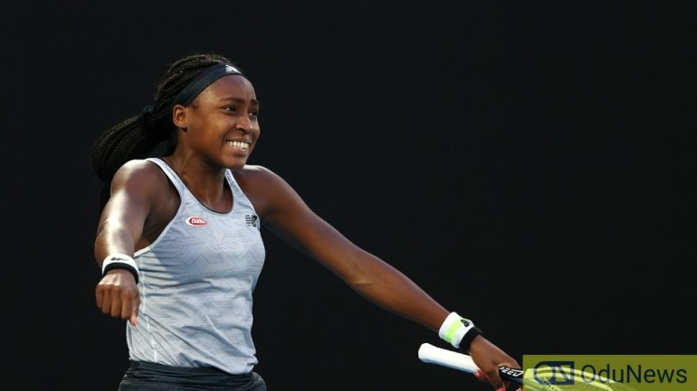 Coco Gauff crashes out of Australian Open