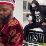 Comedian, Nedu Wazobia Shows Off His Brand New G-Wagon