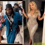 Burna Boy And Stefflon Don Celebrate One Year Together