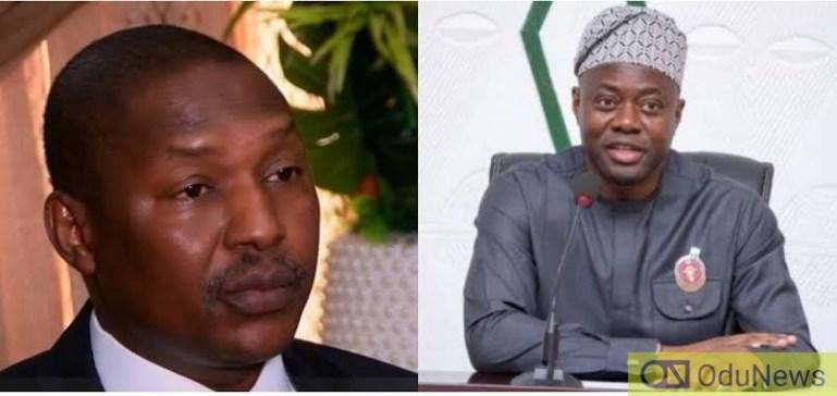 AGF Malami Wades Into Oyo Politics, Cautions Makinde
