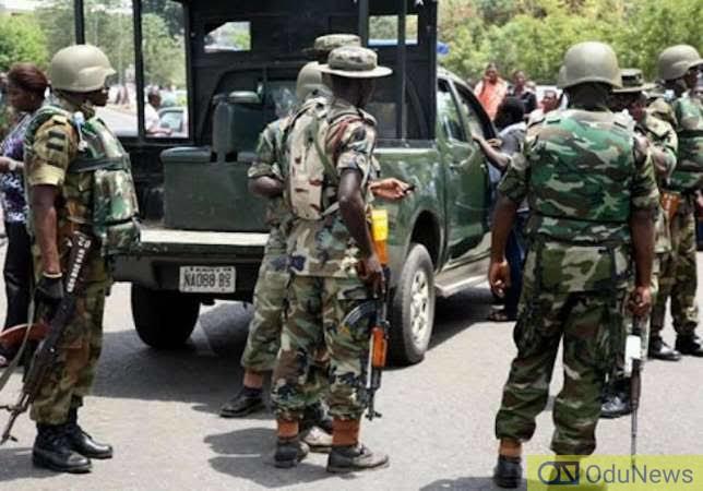 Indigenes Flee Homes As Military Invades Bayelsa Community