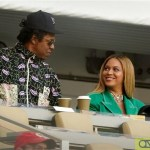 Jay-Z Reveals Why He & Beyonce Sat Down During National Anthem At Super Bowl
