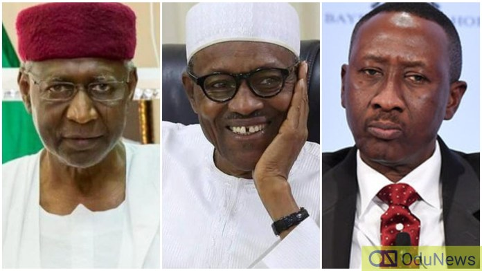 Abba Kyari, Monguno, Service Chiefs Should Be Sacked - Buhari's Ex-Aide