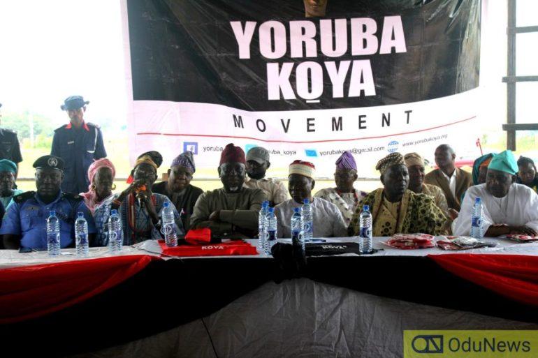 Yoruba Ko'ya Movement