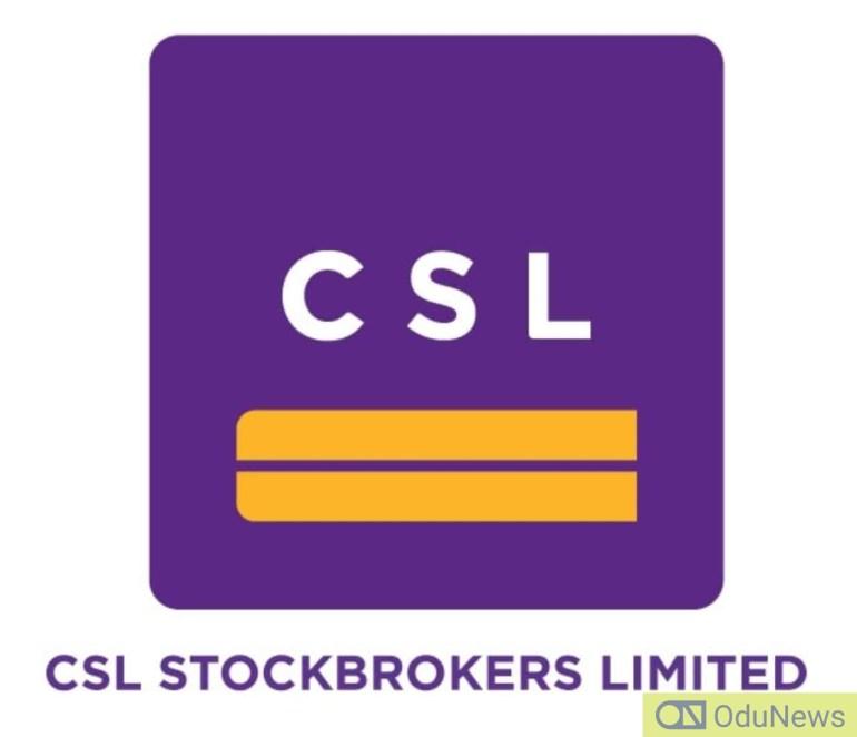CSL Stockbrokers Emerges As FG's Stockbroker