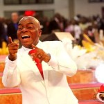 COVID-19: Nigerians Knock Bishop Oyedepo For Launching A Short Code For Offering
