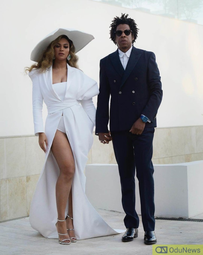 Beyonce and Jay-Z have been rumored to be Illuminati members for years