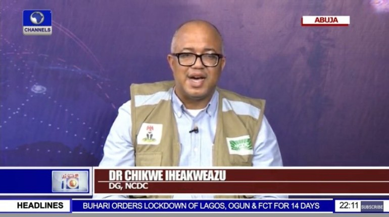 NCDC Boss Speaks On Video Of COVID-19 Patients Playing, Dancing At Isolation Centres