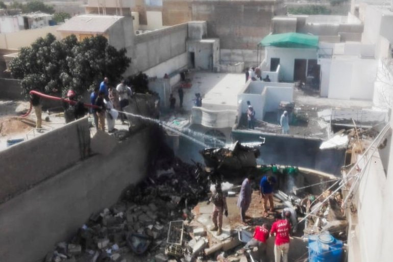 pakistan plane crash - photo #14