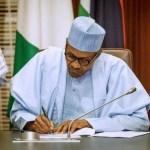 Buhari Writes Senate To Confirm Nomination Of 42 Career Ambassadors