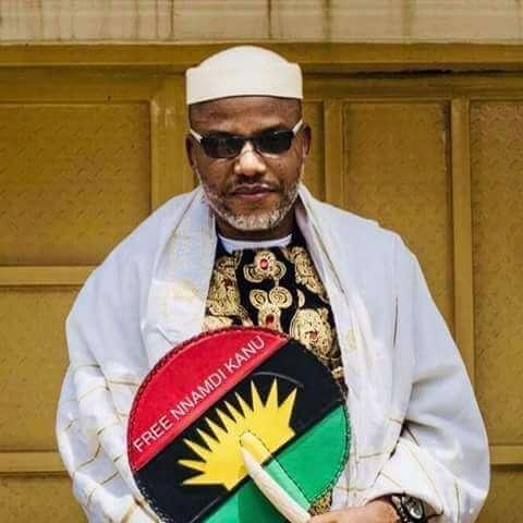 Nnamdi Kanu says IPOB has destroyed Nigeria
