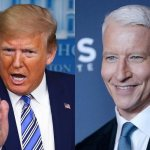 """Who Is The Thug Here?"" Anderson Cooper Slams Trump Move Against Protesters"