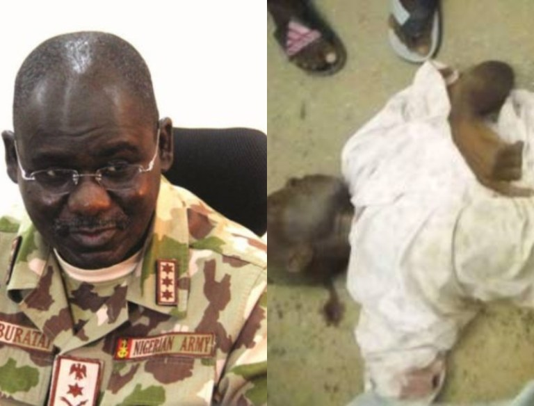 Convoy Of Army Chief Buratai Kills Man In Katsina