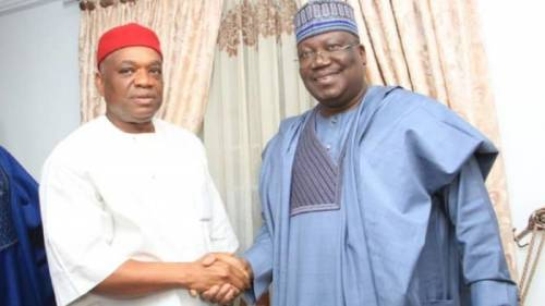 JUST IN: Orji Kalu Returns To Senate After Stint In Prison