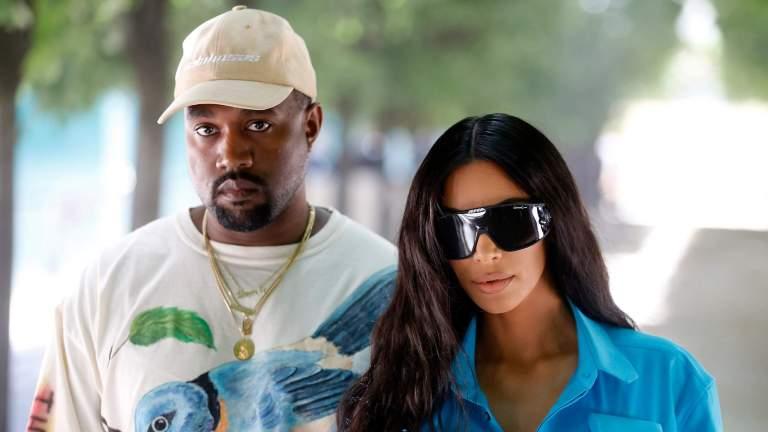 Kanye West & Kim Kardashian Threaten Former Bodyguard Over 'False' Claims/Photo Credit: Getty Images